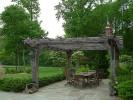 Garden Trellis & Custom Doors ::